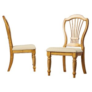 Halton Side Chair (Set of 2) by One Allium Way