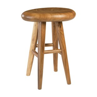 Clifton Wood Bar Stool Foundry Select