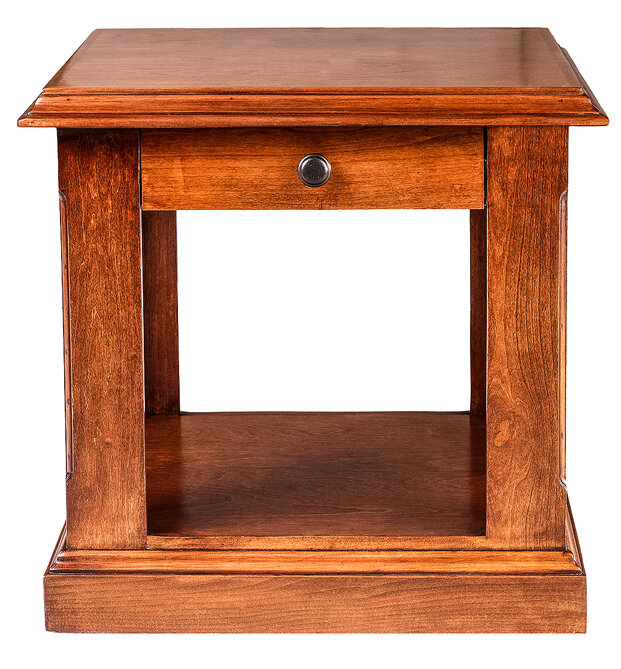 Loon Peak Meade End Table Wayfair