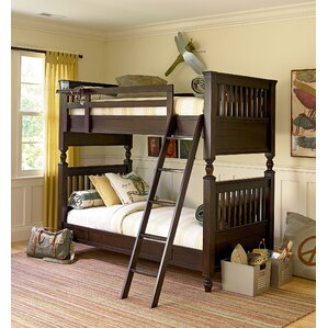 Chassidy Kids Bunk Bed by Harriet Bee
