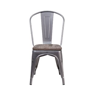 Leanne Stacking Patio Dining Chair