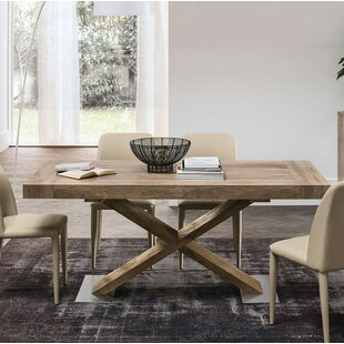 Fig Extendable Dining Table By Ebern Designs