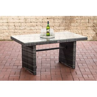 Jameown Rattan Dining Table By Sol 72 Outdoor