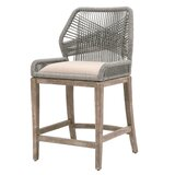 Loom 26 Bar Stool by Orient Express Furniture