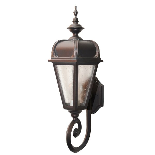 Melissa Kiss Series 1 Light Outdoor Sconce Reviews