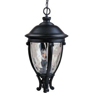 Ironstone 3-Light Outdoor Hanging Lantern