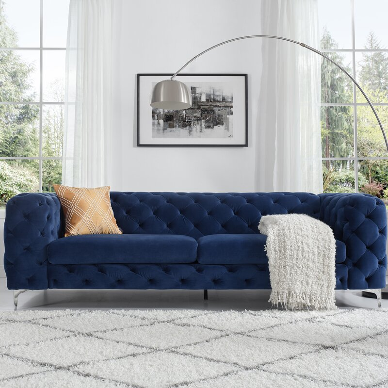 Kogut Chesterfield Sofa Reviews Allmodern