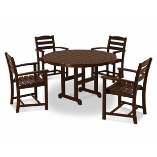 POLYWOOD® La Casa Café 5-Piece Dining Set