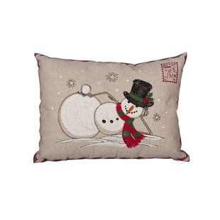 Douglassville Christmas Lumbar Pillow