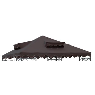 Palladian Gazebo Canvas Top by Pacific Currents