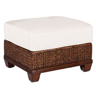 West Indies Ottoman by Acacia Home and Garden