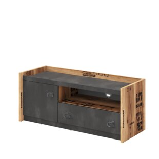 Arballo TV Stand For TVs Up To 49