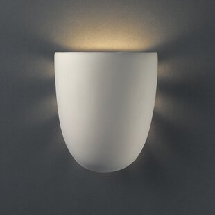 Online Reviews Sandpiper Small 1-Light Flush Mount By Bay Isle Home