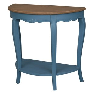 Madison Half-Moon Console Table