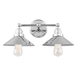 Bargain Gardiner 2-Light Vanity Light By Trent Austin Design