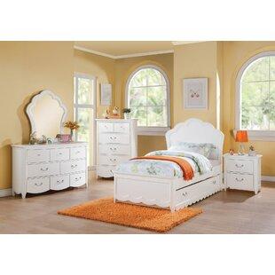 Eurich Panel Customizable Bedroom Set by Harriet Bee
