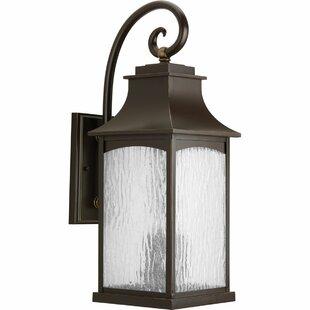 De Witt 3-Light Outdoor Wall Lantern by Darby Home Co