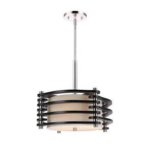 Woodbridge Lighting Steps 3-Light Pendant