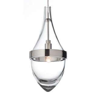 Tech Lighting Parfum Monopoint 1-Light Teardrop Pendant