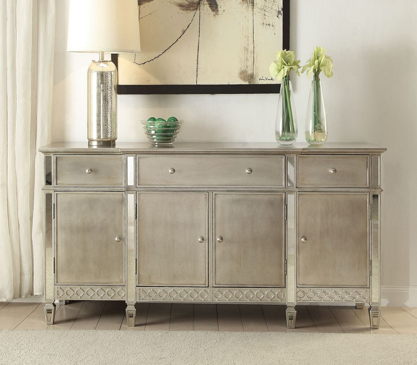 Mirrored Rosdorf Park Sideboards Buffets You Ll Love In 2021 Wayfair