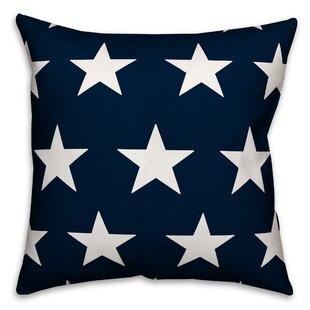 Shedeck Star Throw Pillow