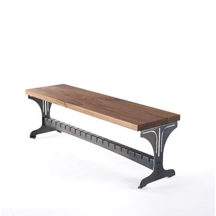Titus Wood Bench by Pekota