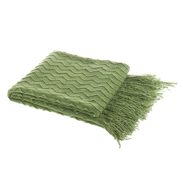 Emerald Green Throw Wayfair