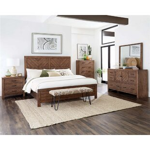 Ballew Panel Configurable Bedroom Set