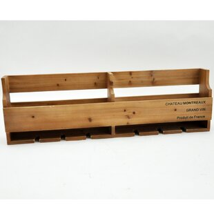 Rolf Wall Mounted Wine Rack By Brambly Cottage