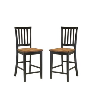 Best Reviews Espy 24 Bar Stool (Set of 2) by Darby Home Co Reviews (2019) & Buyer's Guide