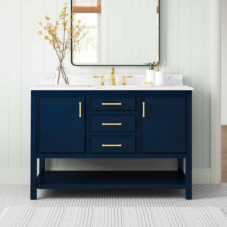 Sand Stable College 49 Single Bathroom Vanity Set Reviews Wayfair Ca