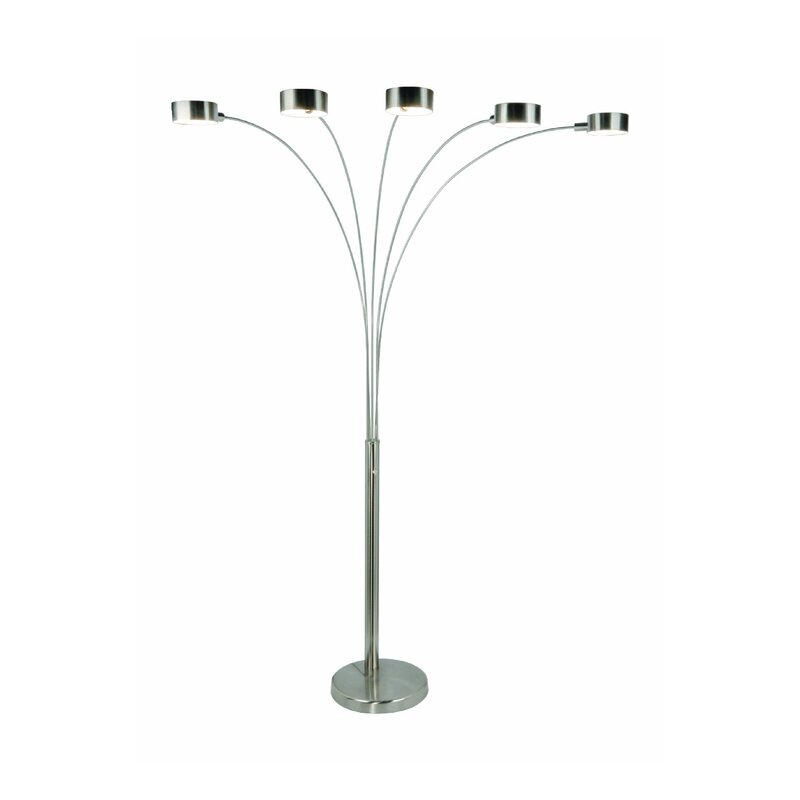 Wade Logan Alisson 88 Tree Floor Lamp