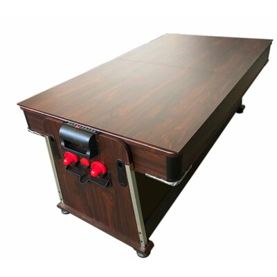 7' Multi-Game Convertible Pool Table Simba USA Inc