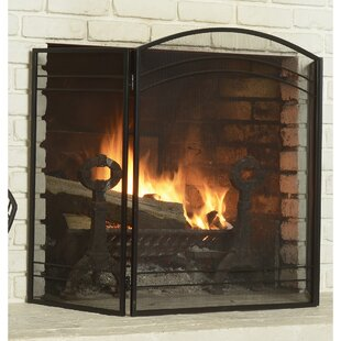 Fireplace Classic Steel Screen By ShelterLogic