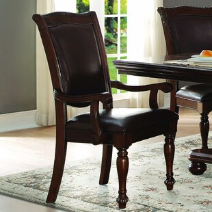 Elford Arm Chair (Set of 2) Astoria Grand
