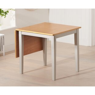 Lesa Folding Dining Table By Brambly Cottage
