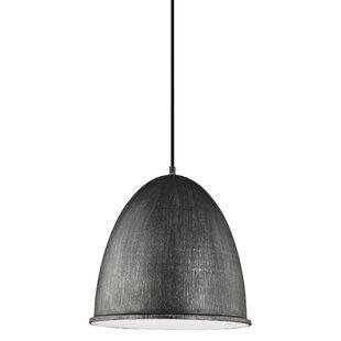Brayden Studio Darrington 1-Light Bell Pendant