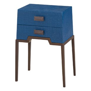 Willa Arlo Interiors Rittenberry End Table
