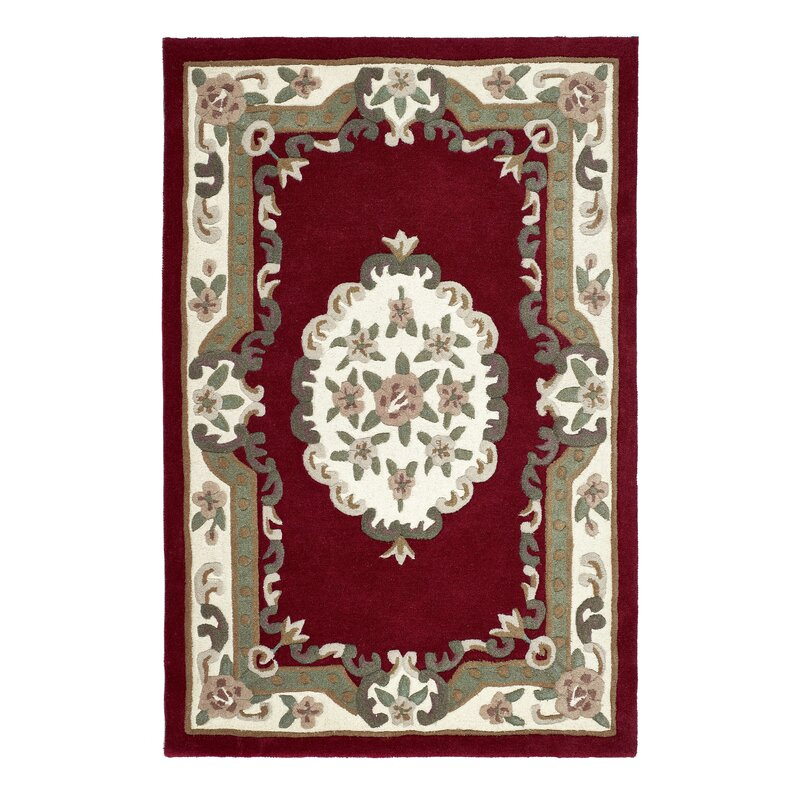 Lily Manor Comfort Red Rug Reviews
