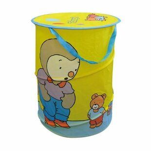 Fun House Laundry Bag By Zoomie Kids