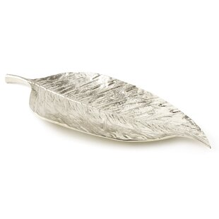 Gainey Leaf Accent Tray