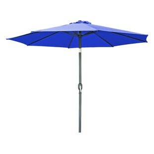 9.5' Market Umbrella by Trademark Innovations