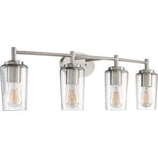 Latitude Run Ellenton 4-Light Vanity Light