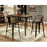 Emelia Counter Height Dining Table by Williston Forge