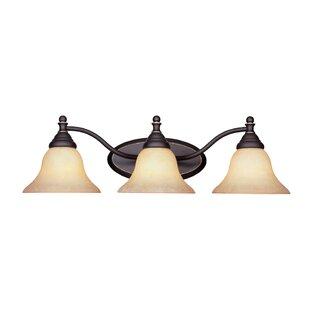 Kratz 3-Light Vanity Light by Charlton Home