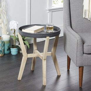 Layne Round End Table