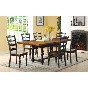 Wappinger Extendable Dining Table DarHome Co
