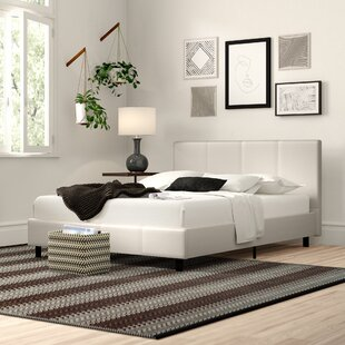 Morgana Upholstered Bed Frame By Zipcode Design