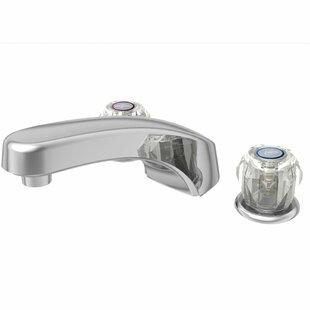 Aqueous Faucet Basic Double Handle Deck M..