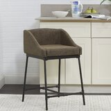 Seidel Bar & Counter Stool by Williston Forge